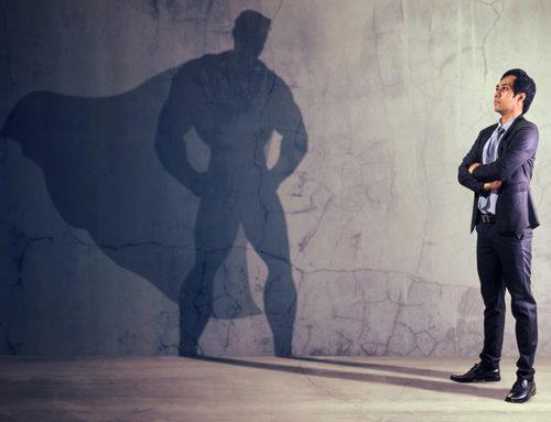 Ep #17: Real Life Alpha Superhero Mindset